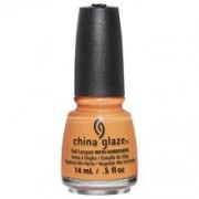 China Glaze Nail Lacquer 14 ml None Of Your Risky Business