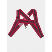 Barcode Berlin Jorde Harness Black/Red 91428-103