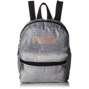 Puma Little Evercat Minipack Mochila para niños, Gris/Negro, Talla única