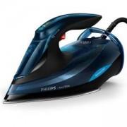 Парна ютия Philips GC5034/20 Azur Elite, технология OptimalTEMP 3000 W, 65 г/мин пара, 260г. парен удар, Гладеща повърхност SteamGlide Plus