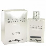 Acqua Essenziale Colonia For Men By Salvatore Ferragamo Eau De Toilette Spray 3.4 Oz