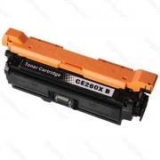 Italy's Cartridge TONER CE260X NERO COMPATIBILE *SERIE ECO* PER HP Color CP 4525,CM 4540 CAPACITA' 17.000 PAGINE