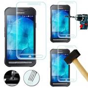 Samsung Galaxy Xcover 3 Sm-G388f: 1 Film De Protection D'écran Verre Trempé