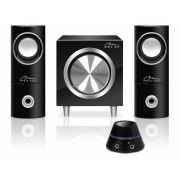 SPEAKER, Media-Tech Set, 2.1, 21W RMS (MT3325)