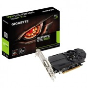 Placa video Gigabyte GeForce GTX 1050 OC Low Profile, 1392 (1506) MHz, 2GB GDDR5, 128-bit, DL-DVI-D, 2x HDMI, DP
