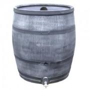 Roto kunststof regenton 350 liter grijs