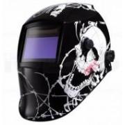 Iweld Fantom4 XL automata hegesztő fejpajzs (alcatraz-koponya)