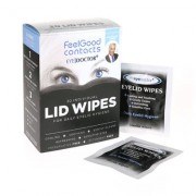 The Body Doctor The Eye Doctor Lid Wipes (20 wipes)