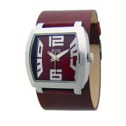 EOS New York CAPONE WIDE Watch Cranberry 31LB