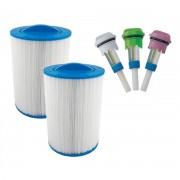 Zubehör - Pack filter und Aroma zur Auswahl