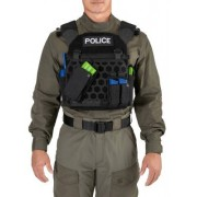5.11 Tactical All Mission Plate Carrier (Färg: Svart, Storlek: Large/XL)