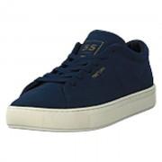 Tretorn Tournamet Suede Navy, Shoes, blå, EU 40