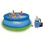 Bazén Tampa 3,96x0,84 m s pískovou filtrací ProStar 3 Bazén Tampa 3,96x0,84 m