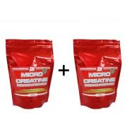 ATP NUTRITION Creatine Monohydrate (500g+500g) - ATP