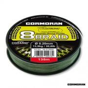 Fir Textil Cormoran Corastrong 8 Braid Verde 135m