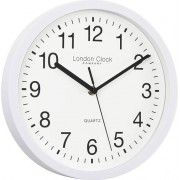 Zegar Simple biały