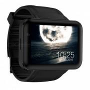 DOMINO DM98 Android 3G Smart Watch Telefono con bateria de 900mAh - Negro