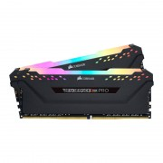 Memorie Corsair Vengeance RGB PRO Black 16GB DDR4 3000MHz CL15 Dual Channel Kit