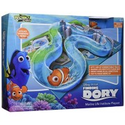 Finding Dory - Ultimate Underwater Playset Includes Robotic Nemo Swimming Fish