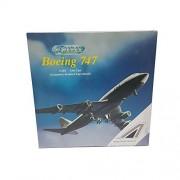 Schabak Boeing 747-200 Diecast 1:250 Scale Accurately Detailed Supermodel 851/15 Alitalia Airplane Replica