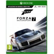Microsoft Forza Motorsport 7 (XONE)