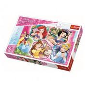 Puzzle Trefl printese Disney, 100 piese