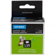 Dymo S0722530 - 11353 Etiquetas, 25 x13 mm, blanco, 1000 unidades
