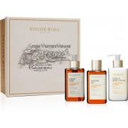 Atelier Rebul Citroengras & Honing Geschenkset - Handzeep, Douchegel & Body Lotion