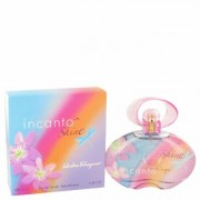 Incanto Shine For Women By Salvatore Ferragamo Eau De Toilette Spray 3.4 Oz