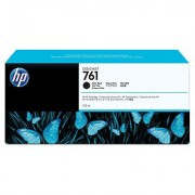 HP 761 Matte Black Designjet Ink Cartridge, 775ml (CM997A)