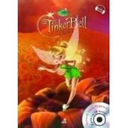 Disney - Tinkerbell. Clopotica + CD audio lectura Stela Popescu