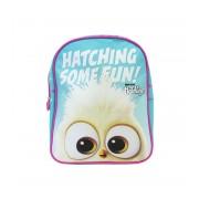 Ghiozdan gradinita mini Pigna Angry Birds roz-turcoaz ABRS1828-1