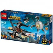 Конструктор ЛЕГО Супер Хироус Батман: Схватка с Brother Eye, LEGO DC Comics Super Heroes Batman, 76111
