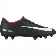 Zapatos Fútbol Hombre Nike Mercurial Vortex III FG-Negro