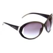 Valentino Round Sunglasses(Grey)