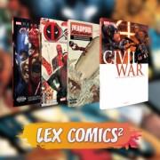Pachet albume Lex Comics 2