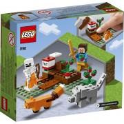 Lego Minecraft (21162). Avventura nella Taiga