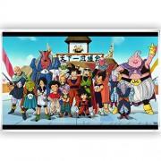 Pefas Puzzle de Dibujos Animados de Madera del Rompecabezas Puzzle Collection Juguetes 1000P de Dragon Ball for Adultos Juguetes Rompecabezas Animado descompresión de Madera L5-24