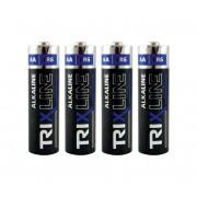 4 buc Baterie alcalină EXTRA POWER AA 1,5V