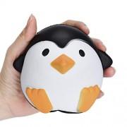 Male Penguin Mumustar Cute Soft Penguins Squishy Slow Rising Cream Scented Dec