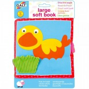Large soft book: carticica moale hide & seek