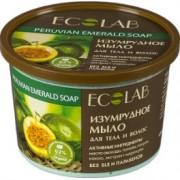ECOLAB Sapun pentru par si corp peruvian emerald