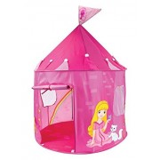 Girls Pink Princess Play Castle Pop Up Tent by Imagination Generation