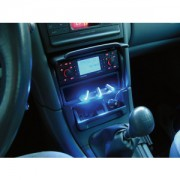 LED-Beleuchtung für Innen, blau 12V