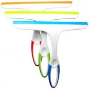 Glass cleaning wiper Multi colour Pack of 3