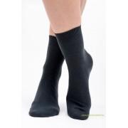 Brigona Komfort pamut zokni 5 pár - szürke 39-40