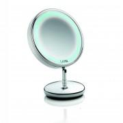 Oglinda cosmetica cu picior si iluminare LED Laica PC5004