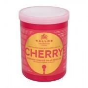 Kallos Cosmetics Cherry maska pro suché vlasy 1000 ml pro ženy