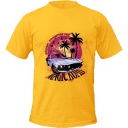 Tricou Magic Road