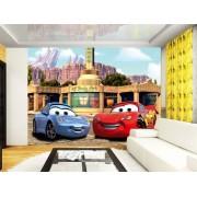 Ag Design Cars McQueen & Sally Fotobehang (AG Design)